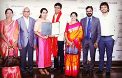 ECE Faculty has been conferred with the Doctorate Degree at IIIT-A