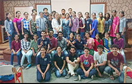 Sahyadr Django Girls Workshop conducted by SOSC