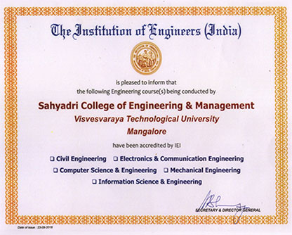 The Institution of Engineers (IEI)