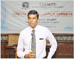 Sahyadri MECH-Art of Technical Writing