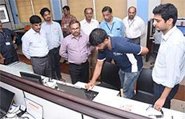 Director of ITBT, Govt. of Karnataka visits Sahyadri