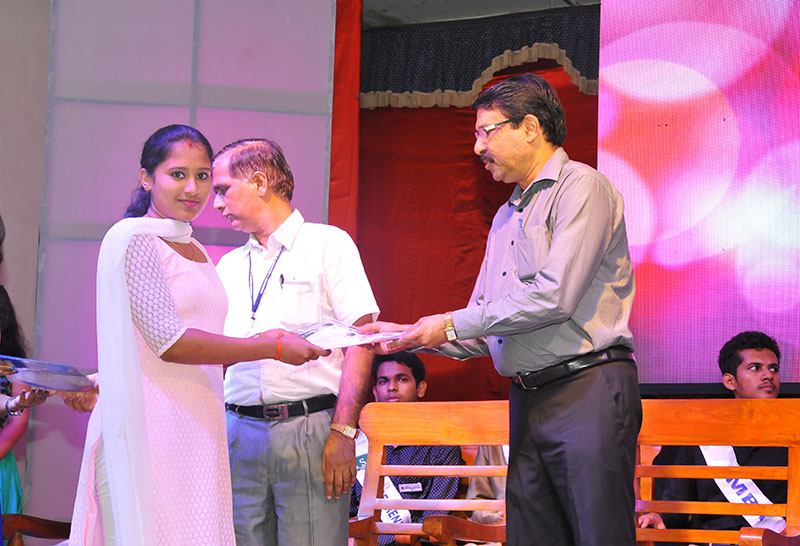 Sahyadri College of Engineering & Management - College Day