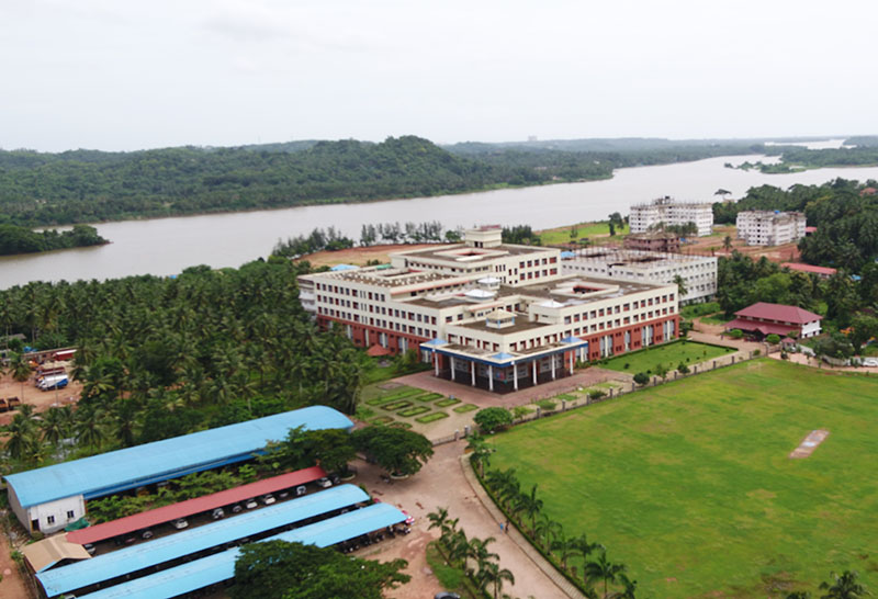 Sahyadri College of Engineering & Management - Campus