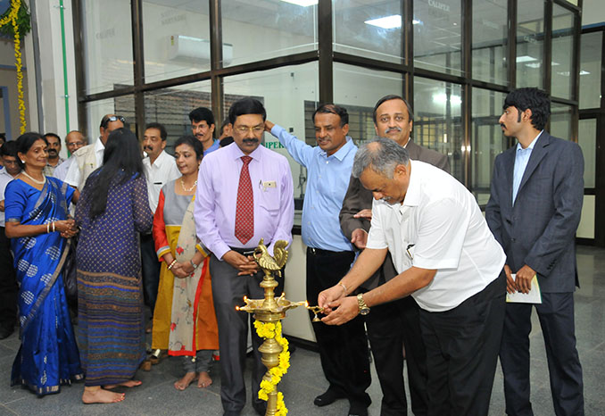 Inaugural Ceremony of Caliper