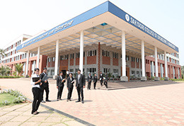 Campus - Sahyadri College of Engineering & Management