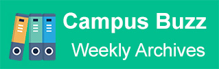 Weekly CampusBuzz - Sahyadri College of Engineering & Management