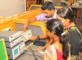 Electronics & Communication Engineering - Sahyadri College