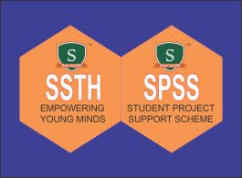 Initiatives: SSTH , SPSS, Sahyadri Corpus Fund, etc - Sahyadri College