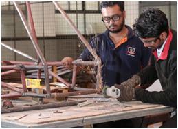 Automobile Design Lab-Sahyadri Motorsports