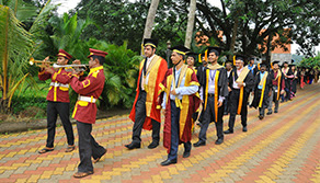 Eighth Graduation Day Celebrated in the Campus