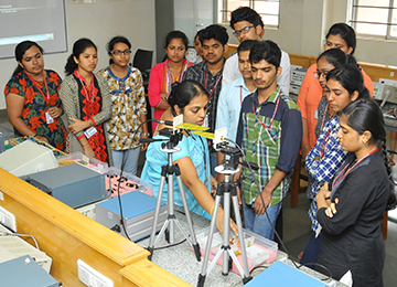 Orientation workshop for Third Semester Electronics & Communication Engineering