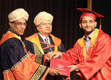HOD of Information Science & Engineering Conferred with PhD from IIIT-Allahabad