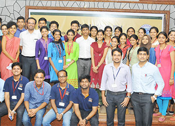 Twenty Seven Sahyadrians recruited by Infosys