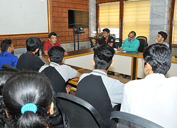 Interactive Session with Prof. S N Omkar, Chief Research Scientist, IISc Bengaluru