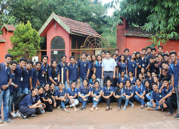 First Year MBA students visit Pilikula Biological Park