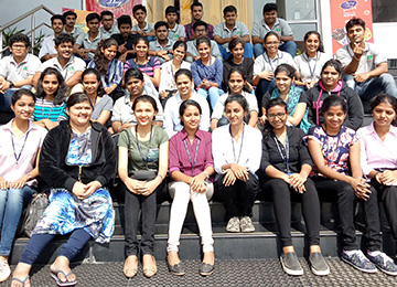 MBAs visit Dairy Day Ice cream manufacturing unit at Kanakapura Road, Bengaluru
