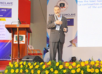 Day Two of Sahyadri Conclave – Science, Technology & Management