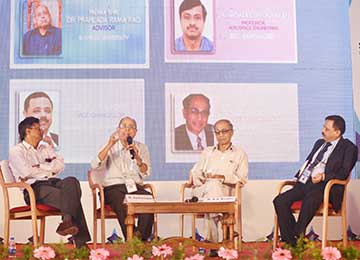 Day Four of Sahyadri Conclave – Science, Technology & Management