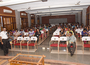 In-House Industries Interact with third year engineering students