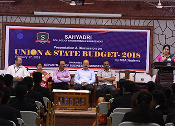 Union Budget & State Budget 2018 - Presentation by MBAs