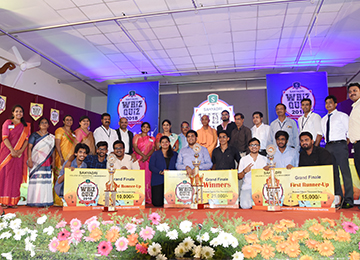 Grand Finale of Sahyadri Whiz Quiz 2018