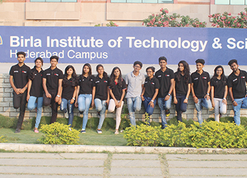 Achievements of first year students at Birla Institute of Technology & Science Pilani- Hyderabad