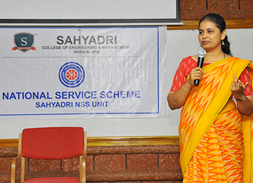 Special Awareness Programme on Health and Fitness exclusively for Women at Sahyadri