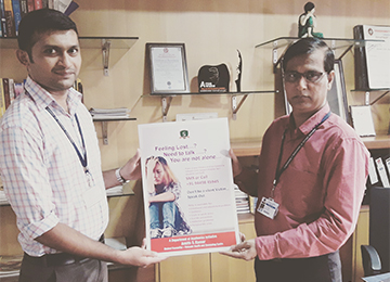 Sahyadri Student Support 24x7 Helpline launched
