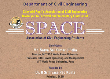 Valedictory Ceremony of SPACE