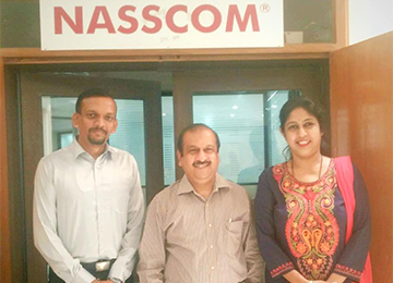 Sahyadri to Collaborate with NASSCOM India