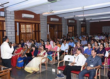 Parents Interaction Programme for MBAs
