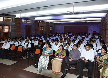 Two-Day Placement Workshop for Final Year MBA students
