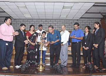 Sahyadri Management Student's Association (SMSA) Inauguration
