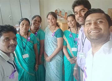 World Cancer Awareness Day - Sahyadri family Stands with the Cancer Survivors