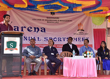 Arena 2019, Annual Sahyadri Sports Meet