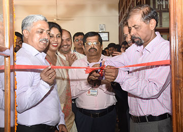 Inauguration of the 1st Start-up of MBA – Sahyadri Capital Advisors LLP