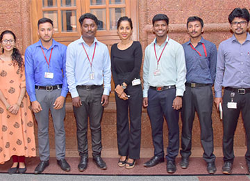 Sahyadrians Recruited by Samundra Institute of Maritime Studies (SIMS)