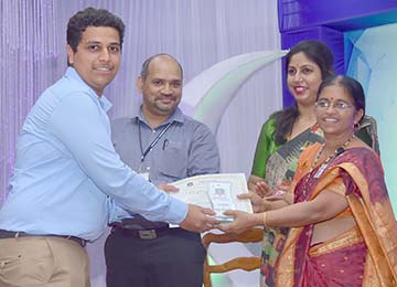 Outgoing Students of MBA Bid Adieu