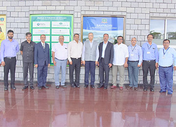 Meeting of Governing Council was held at the campus