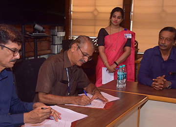 Sahyadri Signs MoU with KCCI, Mangaluru for Industry-Academia Collaboration