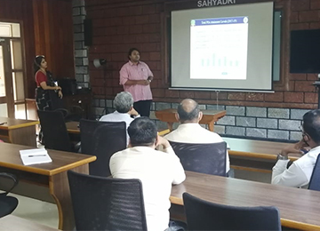 Dept. of Business Administration conducts PAC Meeting