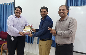 MBA Faculty conducts Training for the Employees of Postal Services, Mangaluru