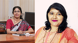 MBA Faculty Members awarded AICTE Grant to conduct STTP under AQIS for the FY 2020-21