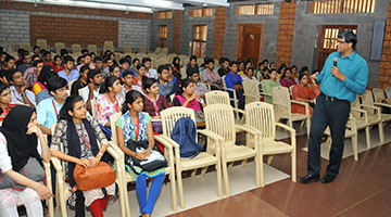 A seminar on Java Application Development & IT Trends organized by CSE Department