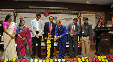 NIPM &amp Sahyadri jointly organise a National Conference in Sahyadri Campus