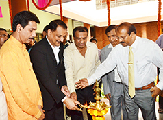 Visit of Union Ministers lighted up Sahyadri