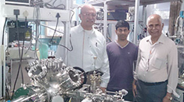 Sahyadri Research Scientists Visit TIFR on National Science Day