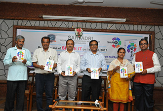 SHAPE IT Book release at Sahyadri