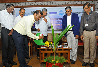 World Environment Day Programme & Inauguration of Two-Day Workshop by Department of Civil Engineering