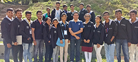 Team MERAKI achieves in IIT Mandi, HP